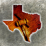 Texas Justice (Photo Illustration by Lance Page / t r u t h o u t  Adapted From Alcately / Flickr) (CC BY-NC-SA 2.0)