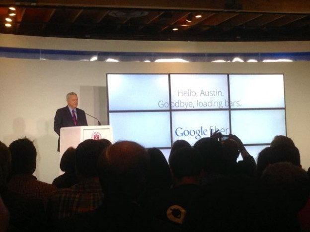 Mayor Leffingwell Announces Google Fiber